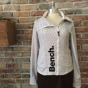 🇬🇧 Bench UK Athletic Star Zip Sport Jacket